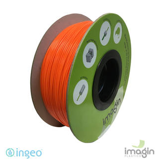 PLA 1.75mm ORANGE 1KG