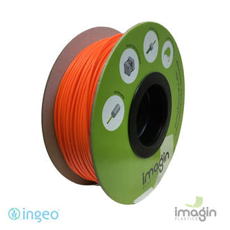 PLA 3mm ORANGE 1KG