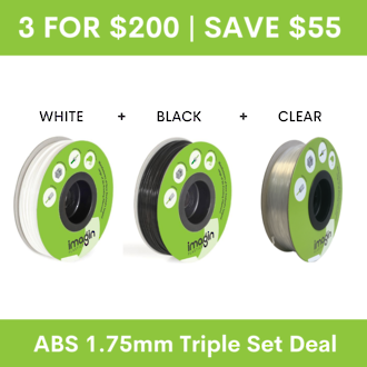 ABS 1.75mm TRIPLE SET SPECIAL