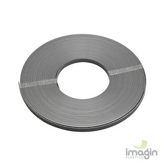 PVC 13mm STRIP GREY