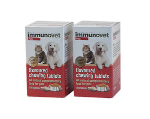 Immunovet Tablets Special 2 for $140  SOLD OUT