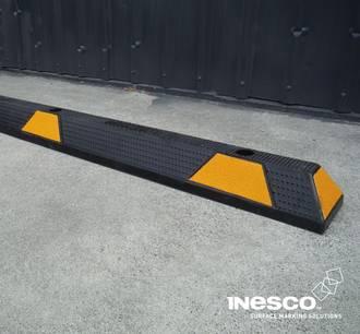 INESCO Rubber Wheel Stops