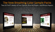 Fine Art Sample Pack