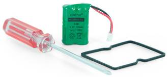 Receiver battery kit for SD-400/800  NO LONGER AVAILABLE- TRY KINETIC BATTERIES
