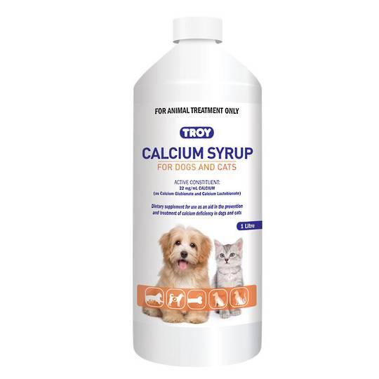 Calcium Syrup 1litre