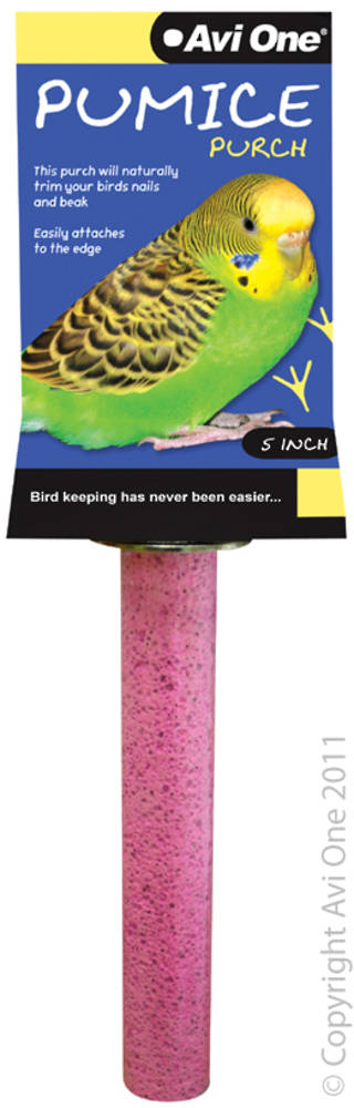Avi One Pumice Perch 5inch / Light Pink