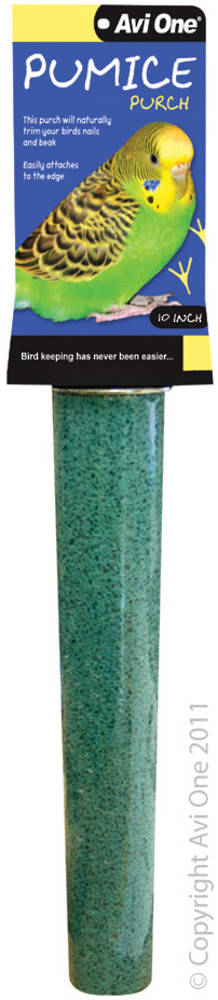 Avi One Pumice Perch 10inch / Green