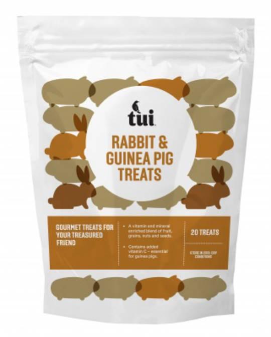 Tui Rabbit & Guinea Pig Treats (20 treats)