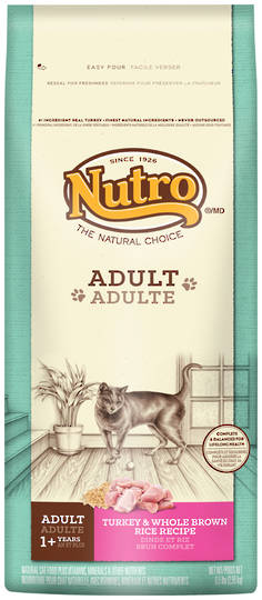 Adult Cat Wholesome Essentials 2.95kg (Turkey and Whole Brown Rice Formula)