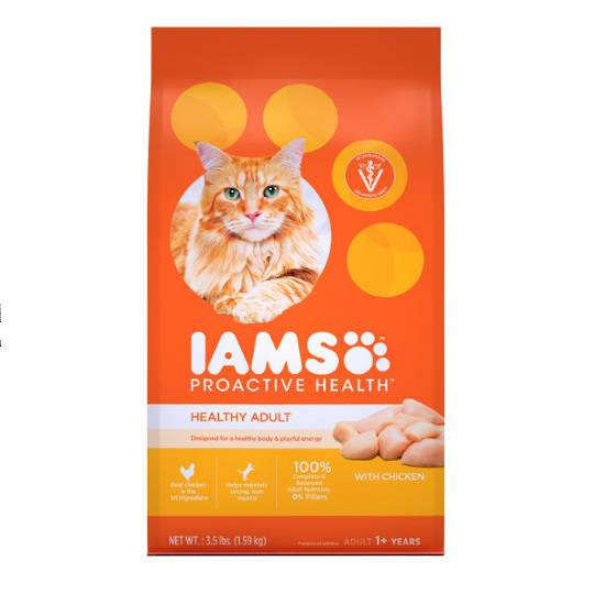 IAMS Cat Adult Chicken 7.26kg