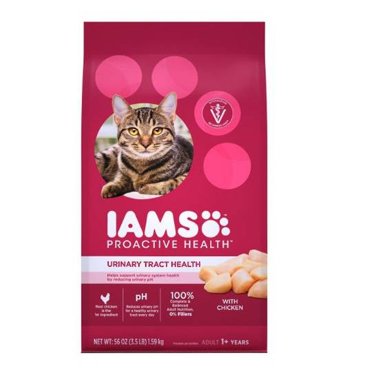 IAMS Cat Urinary Tract Health Chicken 1.59kg