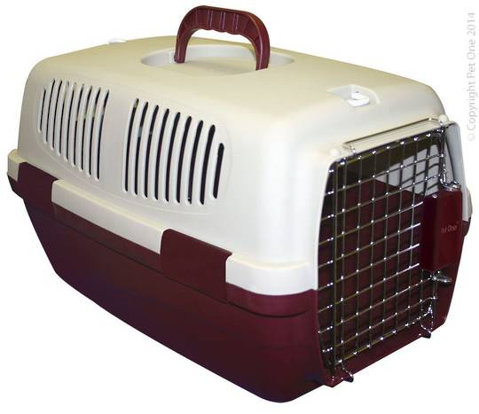 Pet One Carrier Small 48x31x30cm