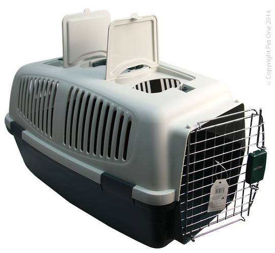 Pet One Carrier Large 62x39x39