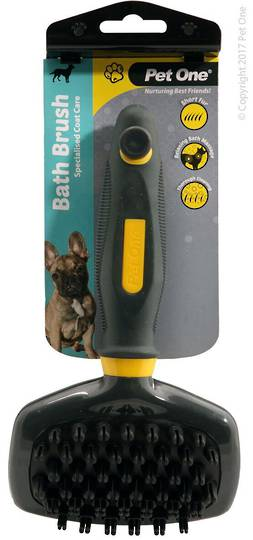 Pet One Bath Brush (L)