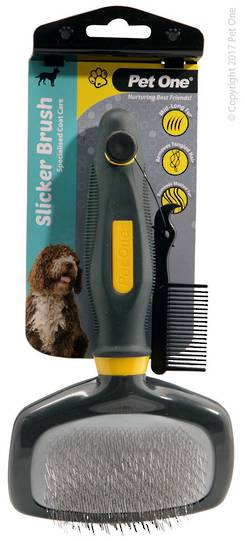 Pet One Slicker Brush (L)