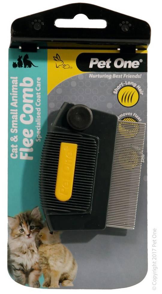 Pet One Flea Comb Mini