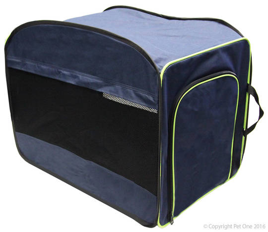Pet One Kennel Portable Twista / S / 53.5L x 33W x 40cmH