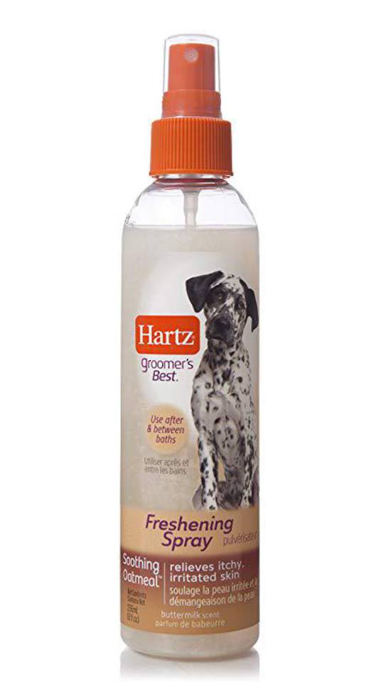 Hartz Freshening Spray Oatmeal 236ml