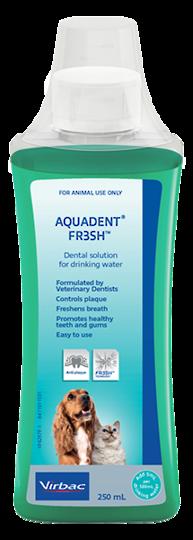 Aquadent FR3SH - Dental Solution For Drinking Water