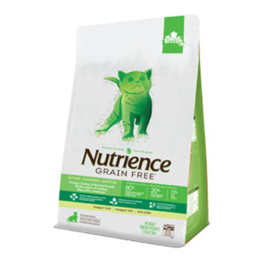 Nutrience Grain Free Turkey, Chicken & Herring - Kitten 1.13kg