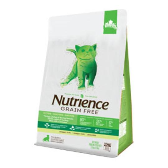 Nutrience Grain Free Turkey, Chicken & Herring - Kitten 1.13kg