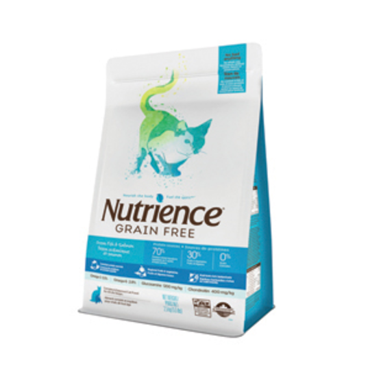 Nutrience Grain Free Ocean Fish - Cat 5kg