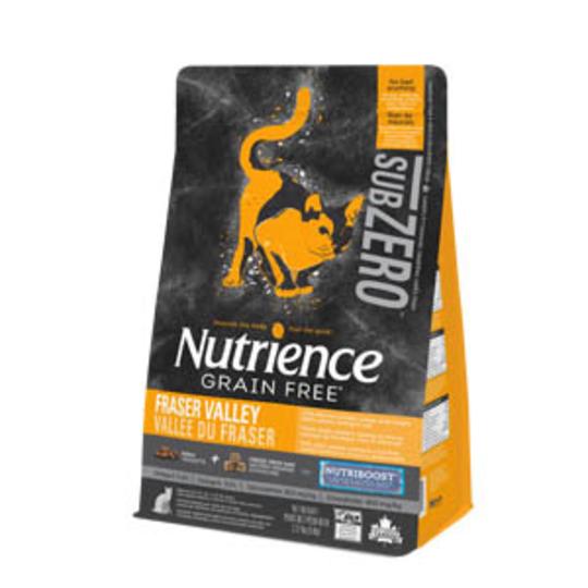 Nutrience Cat 2.27kg Sub Zero Fraser Valley