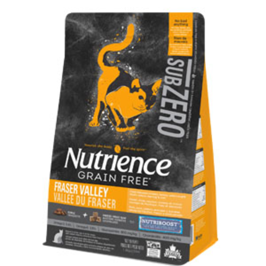 Nutrience Cat 1.13kg Sub Zero Fraser Valley