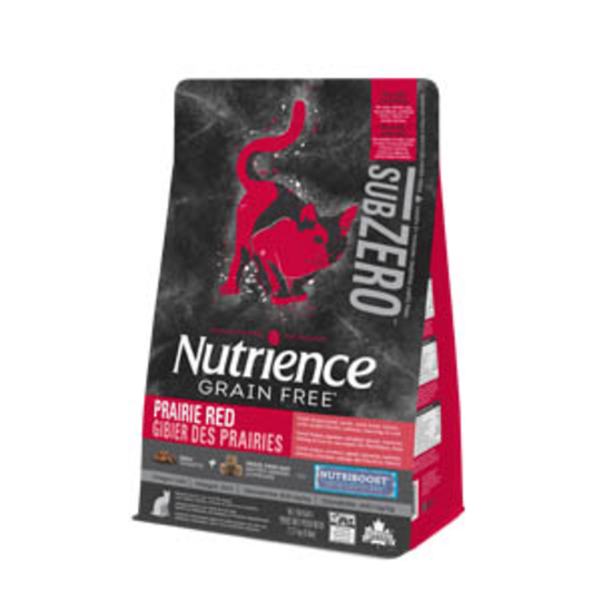 Nutrience Cat 5kg Sub Zero Prairie Red