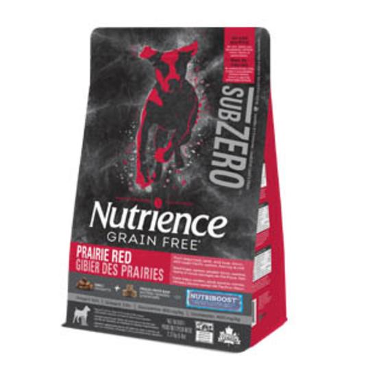 Nutrience Dog 2.27kg Sub Zero Prairie Red