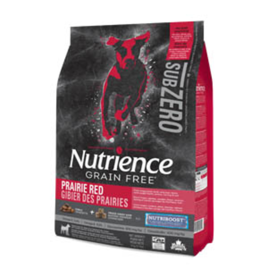 Nutrience Dog 5kg Sub Zero Prairie Red