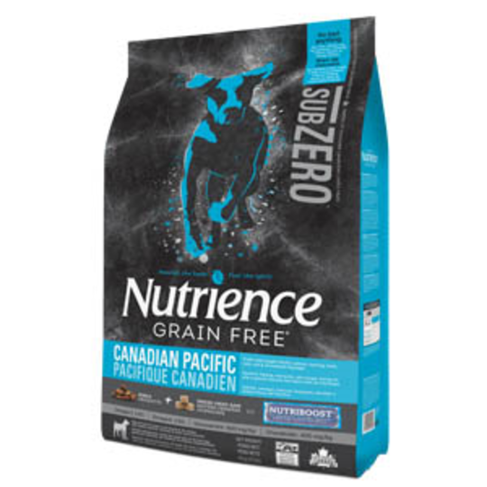 Nutrience Dog 5kg Sub Zero Canadian Pacific