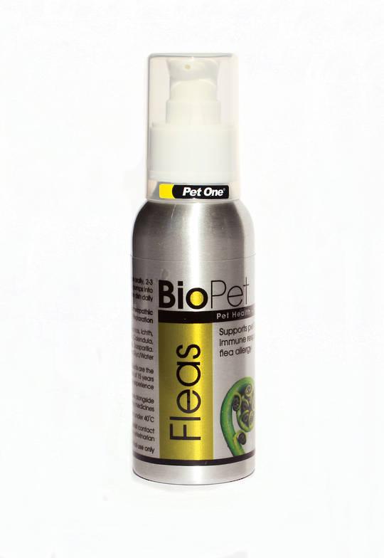 BioPet Homeopathic Remedies Fleas 90ml