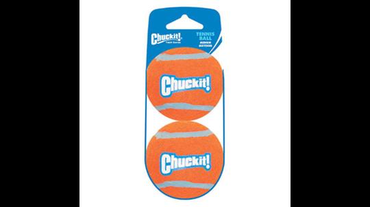 CHUCKIT! Tennis Ball Medium - 2 pack
