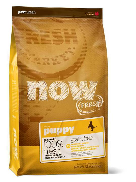Now Grain Free Puppy Food 2.72kg