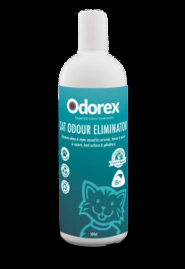 Odorex® Cat Odour Eliminator 500ml
