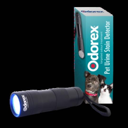 Odorex® Pet Urine Stain Detector