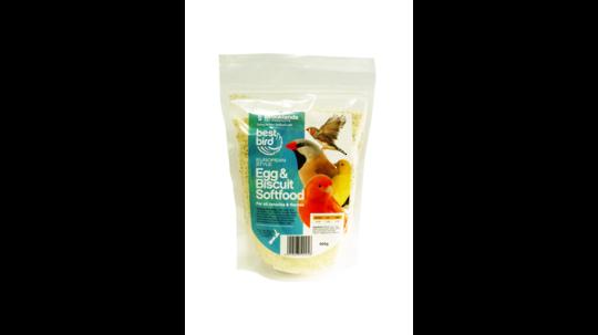 Best Bird Egg & Biscuit Softfood - 500g