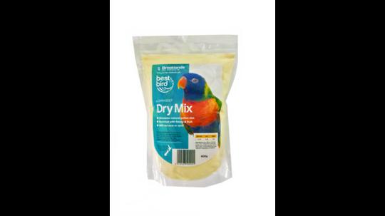 Best Bird Lorikeet Dry Mix - 600g