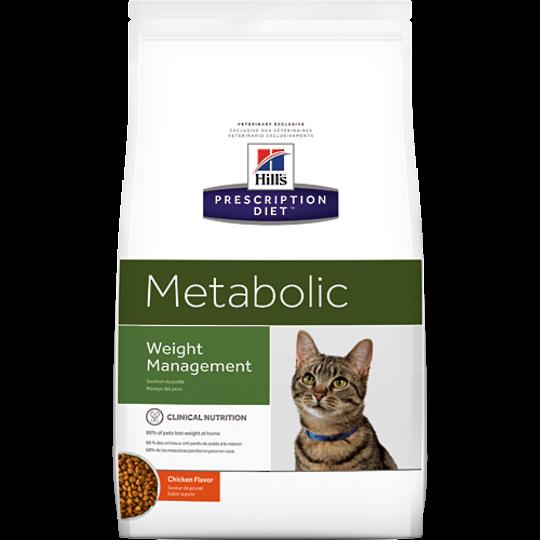 Hill's Prescription Diet Feline Metabolic for Cats 3.85Kg