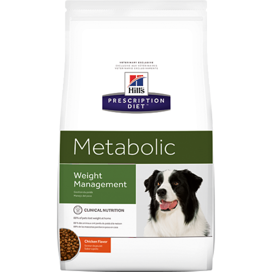 Hill's Prescription Diet Canine Metabolic for Dogs 5.5Kg