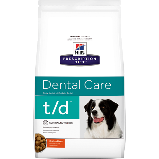 Hill's Prescription Diet Canine Dental Care t/d for Dogs 5.5Kg