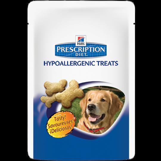 Hill's Prescription Diet Hypo-Treats for Dogs 340g