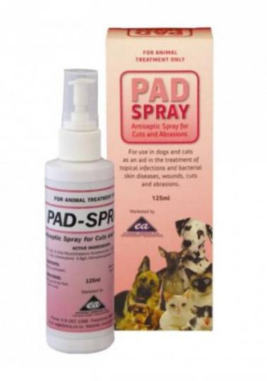 Pad Spray 125ml
