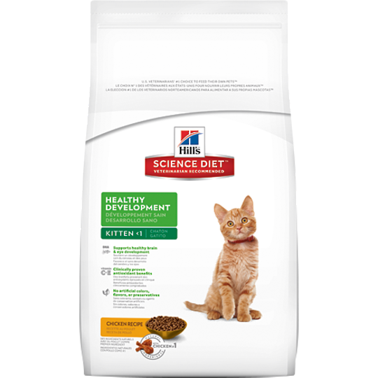 Hill's Science Diet Kitten Healthy Development 10Kg