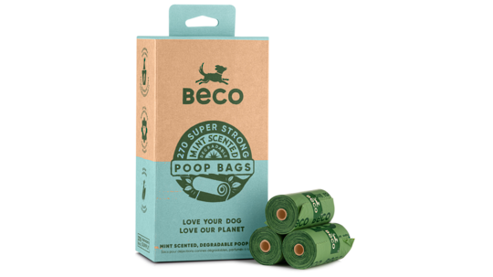 Beco Bags Mint Scented - 270 bags