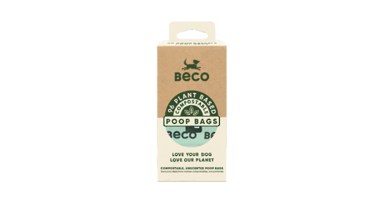Beco Bags Compostable - 96 bags