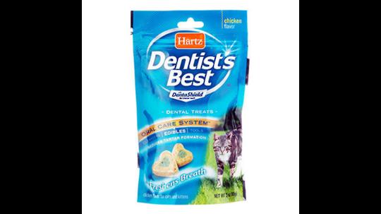 Hartz Dentist's Best Treats - Chicken - 85g