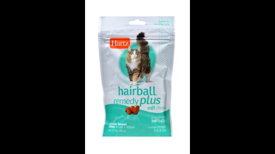 Hartz Hairball Remedy Plus Chews - 85g