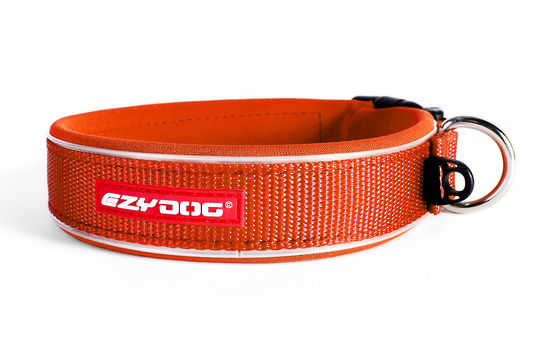 Ezydog Collar Neo Classic M Orange 40-45cm
